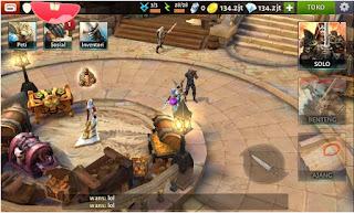 Game Dungeon Hunter 5 Mod Apk + Data Terbaru