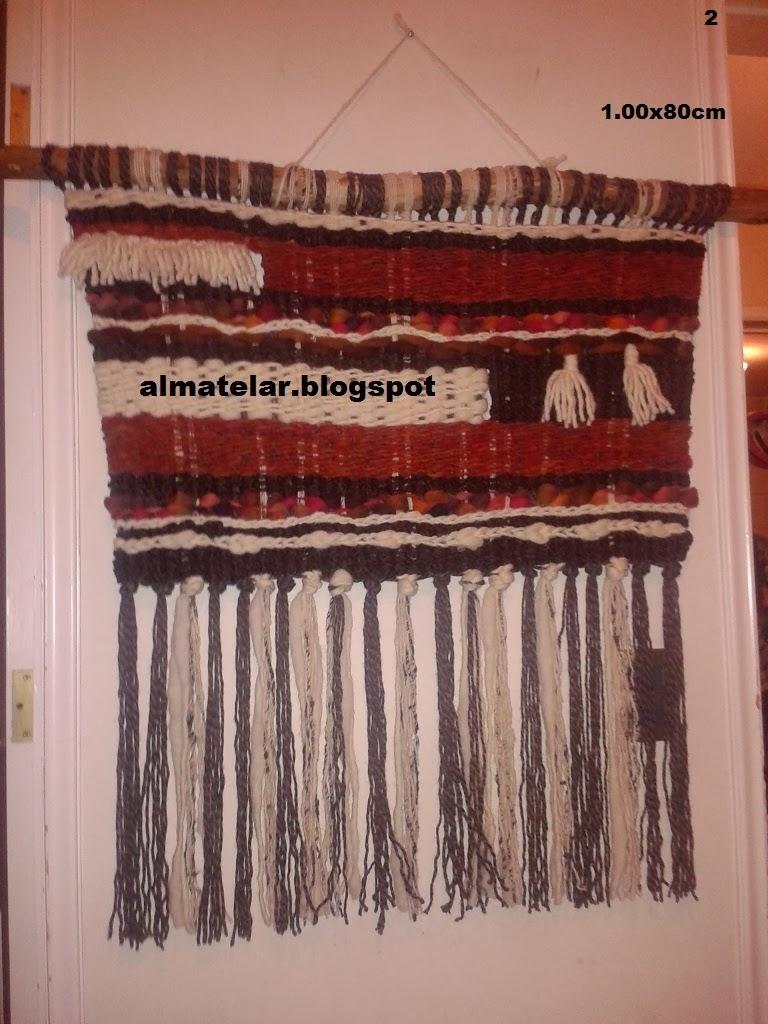 nuevos trabajos de tapices decorativos