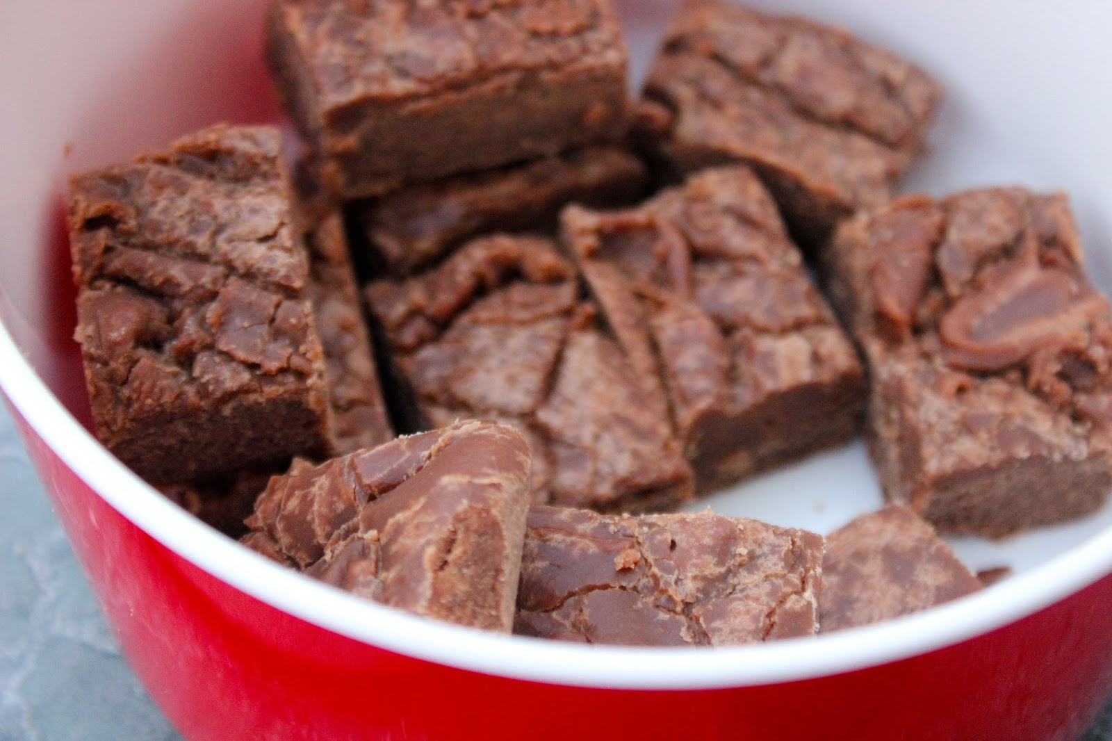 Old-Fashioned Chocolate Fudge- Better Than the Marshmallow Gunk - Hot ...
