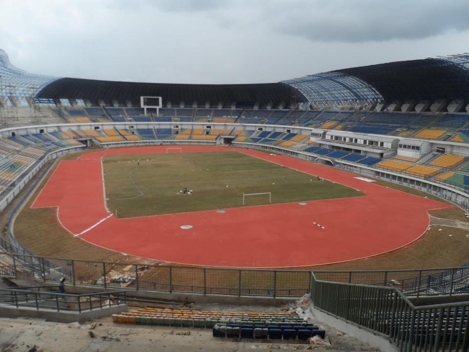 ... Update Foto Stadion Gedebage Februari 2013 Part 1 Semoga bermanfaat