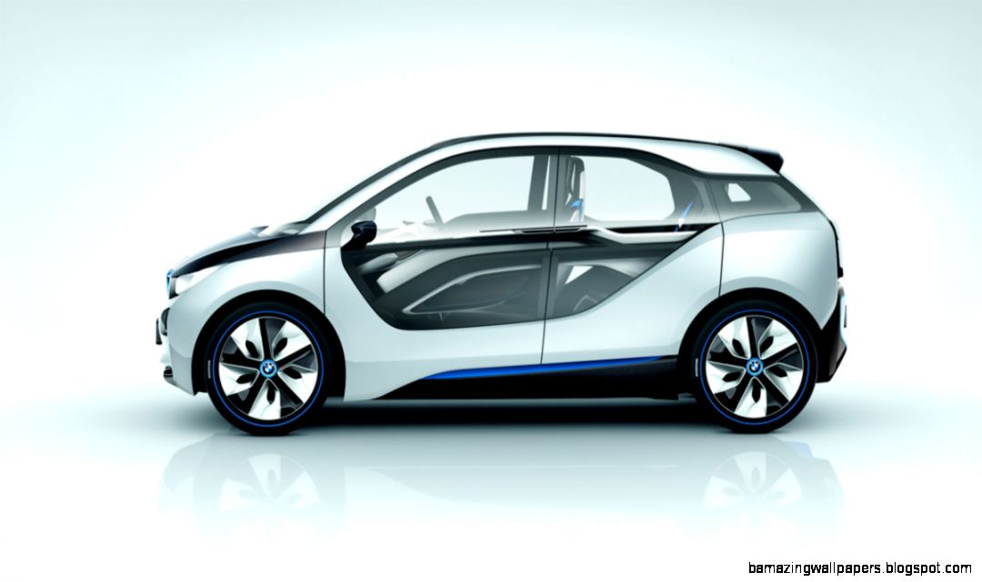 DesignApplause  BMW i3 concept electric car announced