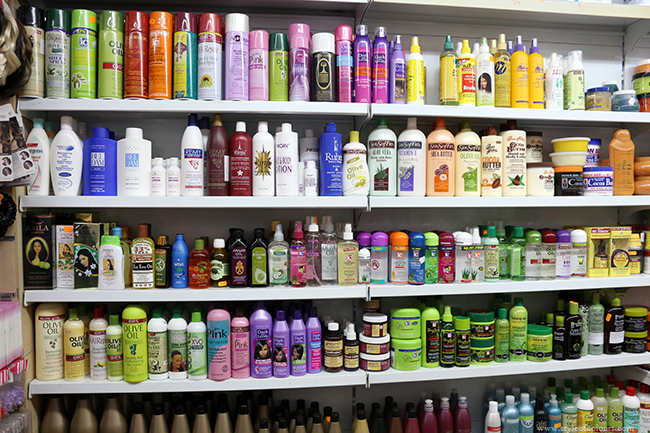 Afro Hair products in Barcelona