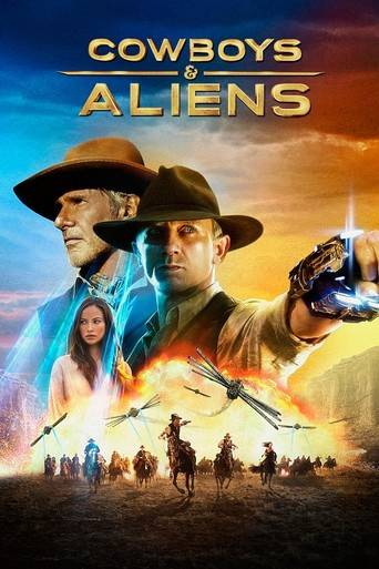 Cowboys & Aliens (2011) ταινιες online seires oipeirates greek subs