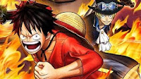 One Piece: Pirate Warriors 3 PS3 Save Game 100% Complete