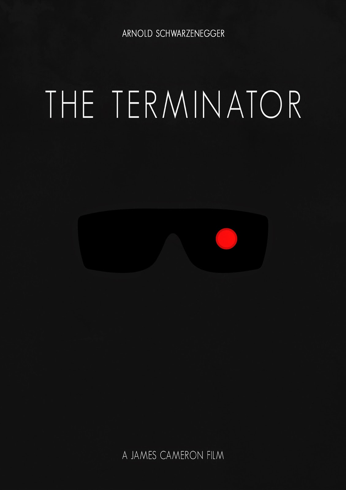 Minimalist Movie Posters The Terminator