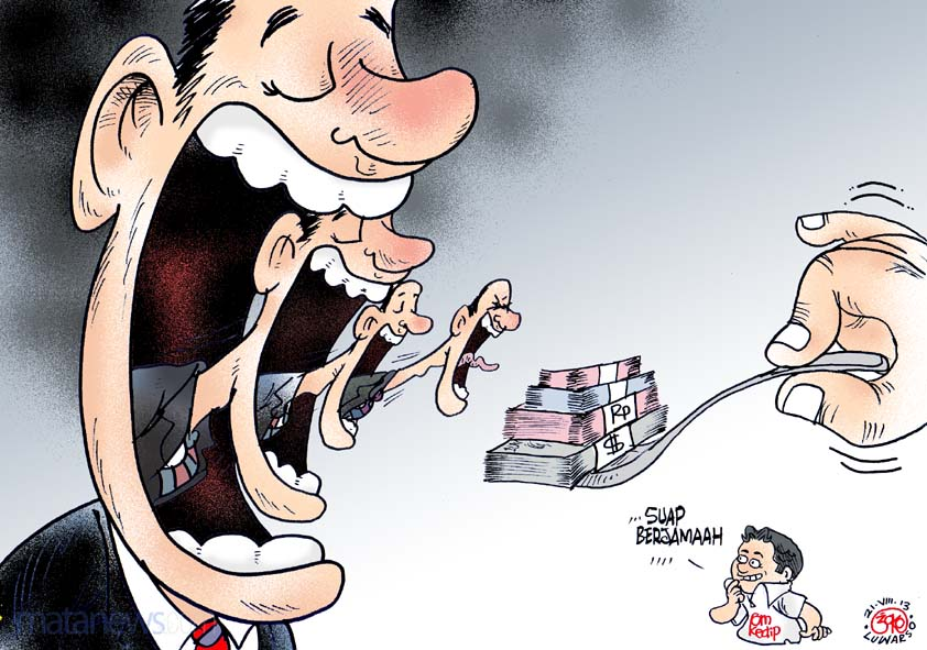 10 Gambar Karikatur Politik   Blog Ucha-Acho