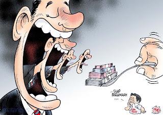 bisa anda lihat gambar karikatur JKT 48 dan 25 Gambar Karikatur Cinta