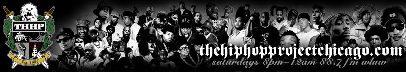 The Hip-Hop Project  88.7 FM WLUW
