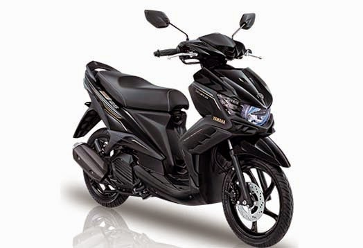 Yamaha GT125 Eagle Eye