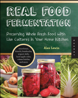 Buy Real Food Fermentation!
