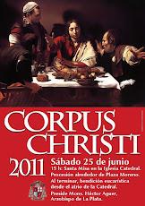 Corpus Christi en La Plata