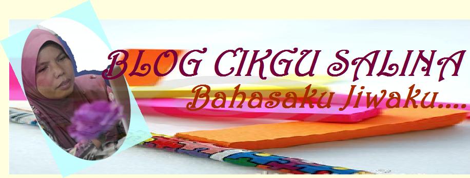 Blog Cikgu Salina Jaffar