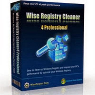 برنامج wise registry cleaner لتنظيف الريجسترى