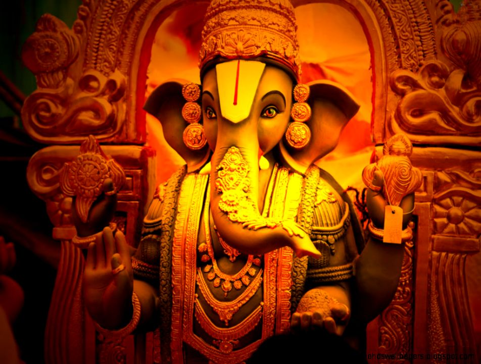 lord ganesha animated wallpapers free hd wallpapers