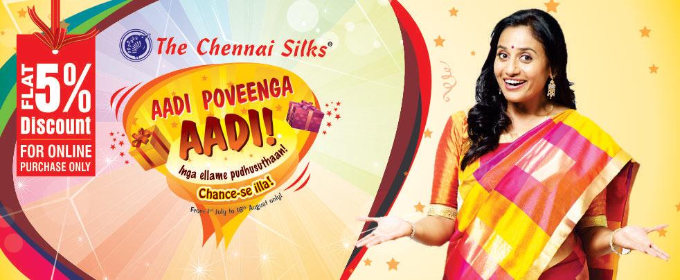 Chennai Silks sale News