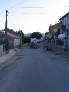 Aullène en Alta Rocca Corse du Sud le 19 mai 2012