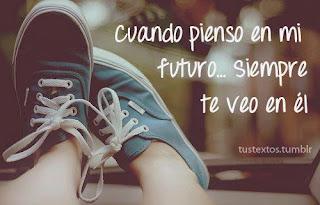 Imagen Cuando Pienso En Mi Futuro (Imagenes para Facebook)