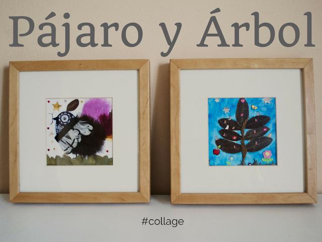 recycle-ikea-reciclar-lamina-pajaro-arbol-collage-print-bird-tree