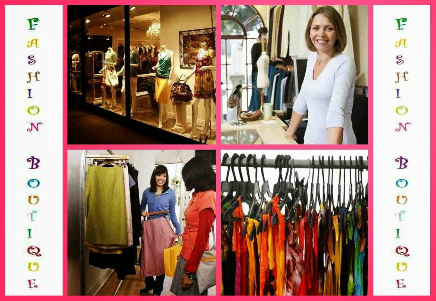 Fashion Boutique | Business Ideas