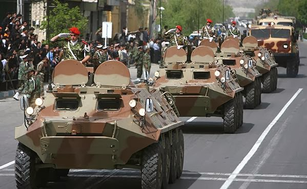 Fuerzas Armadas de Iran Iranian-Army-Iran-Iranian-Armed-Forces