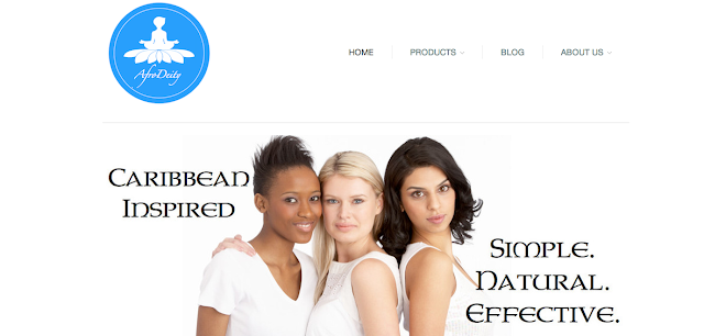 AfroDeity Online Store