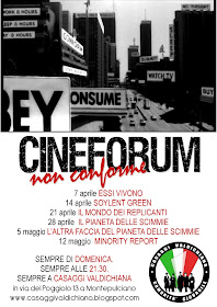 CINEFORUM NON CONFORME