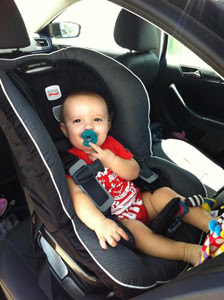 Britax Convertible Car Seat Reviews