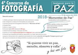 Concurso Fotografía PAZ 2018