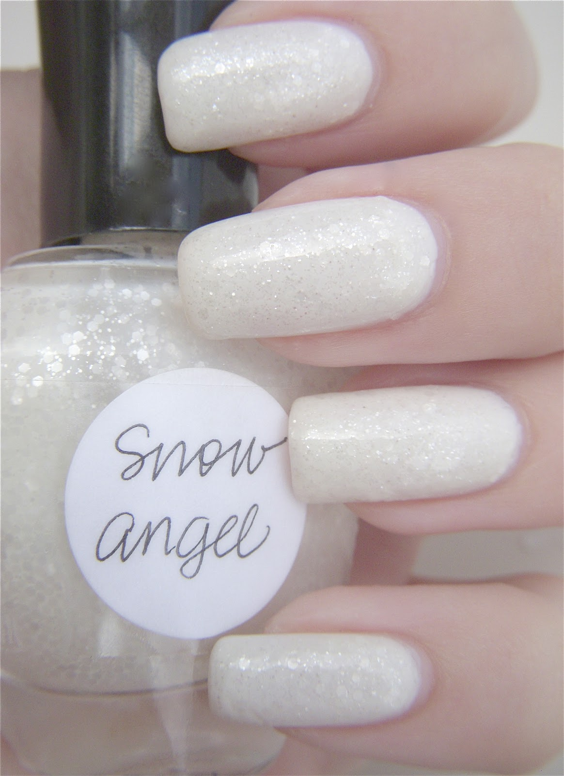 I Drink Nail Polish: Lynnderella Snow Angel
