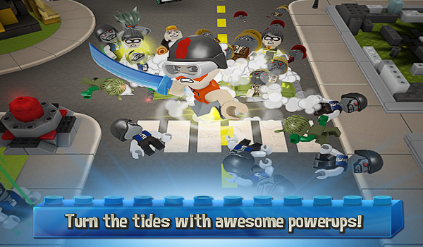 KRE-O CityVille Invasion features eyeball-popping 3D graphics. Can you