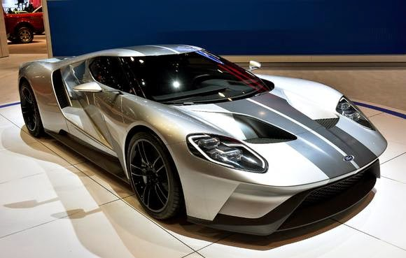 Pricing of the 2017 Ford GT
