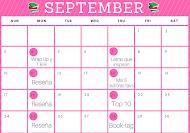 Cronograma del Blog
