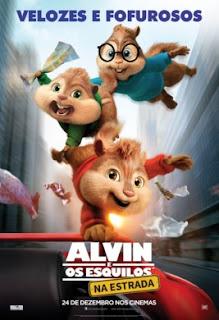Alvin e os Esquilos: Na Estrada Dublado