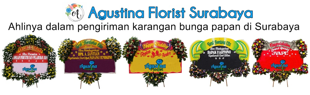 Website Katalog Toko Bunga Surabaya