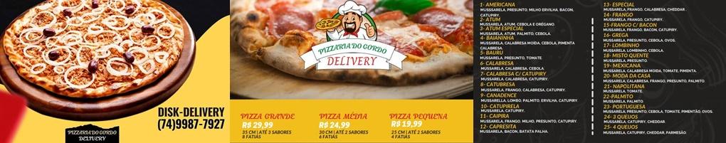 Pizzaria do Gordo Delivery