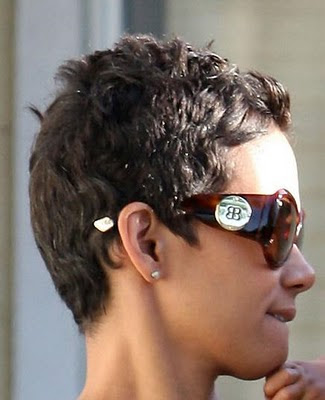 short haircuts for black women 2011. short hair styles for lack