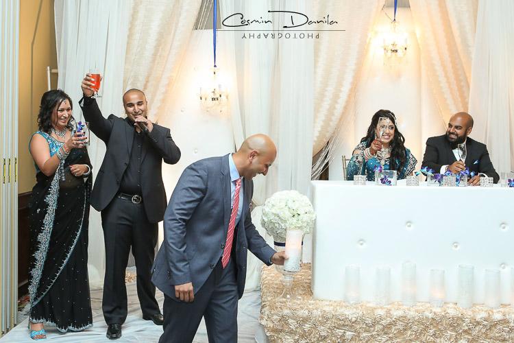 Edmonton Alberta Canada Wedding Photography, Maharaja Banquet Hall ...