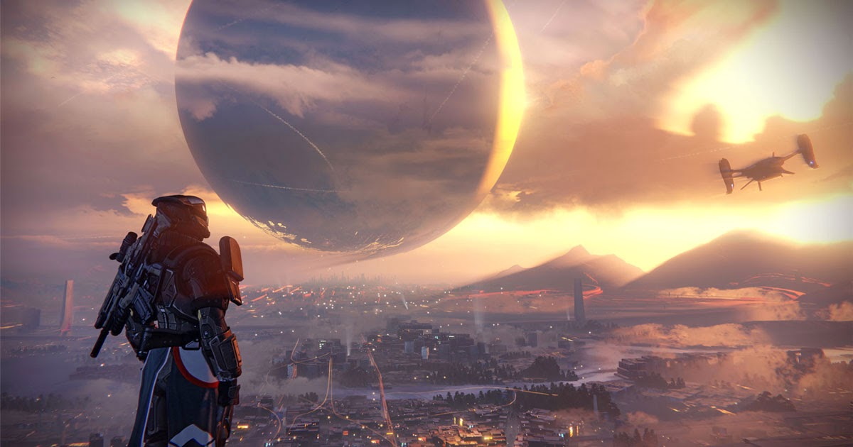 Destiny Game Story And Review