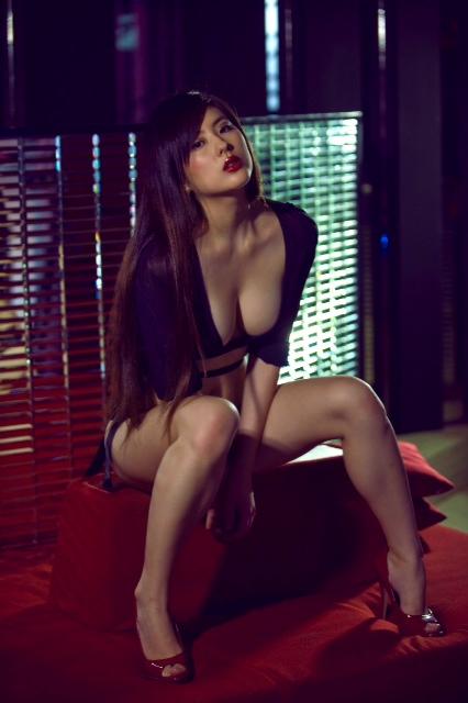 jinri park sexy nude photos 04
