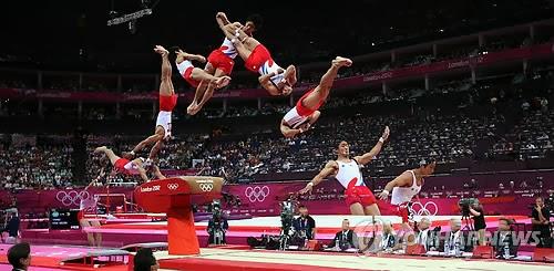 Gimnasia modalidades masculinas for Definicion de gimnasia