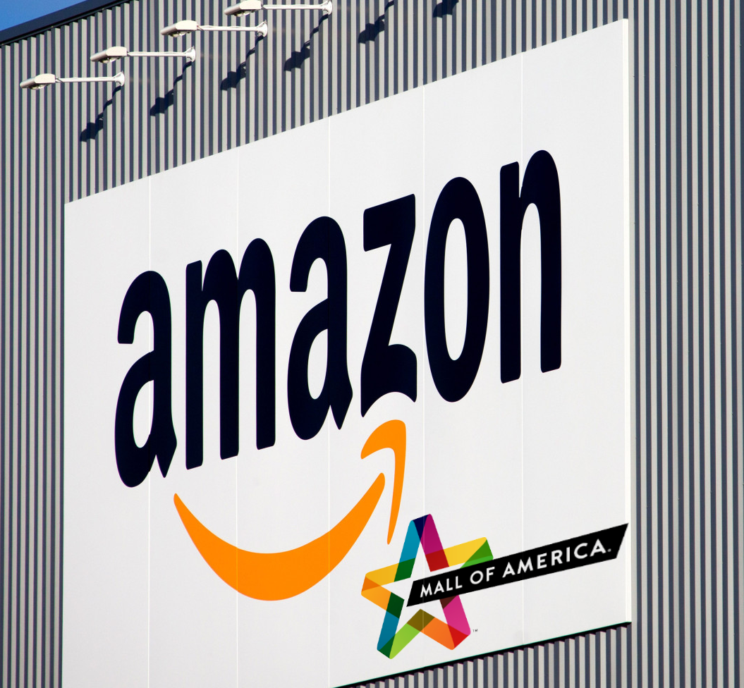 amazon is coming to the MOA