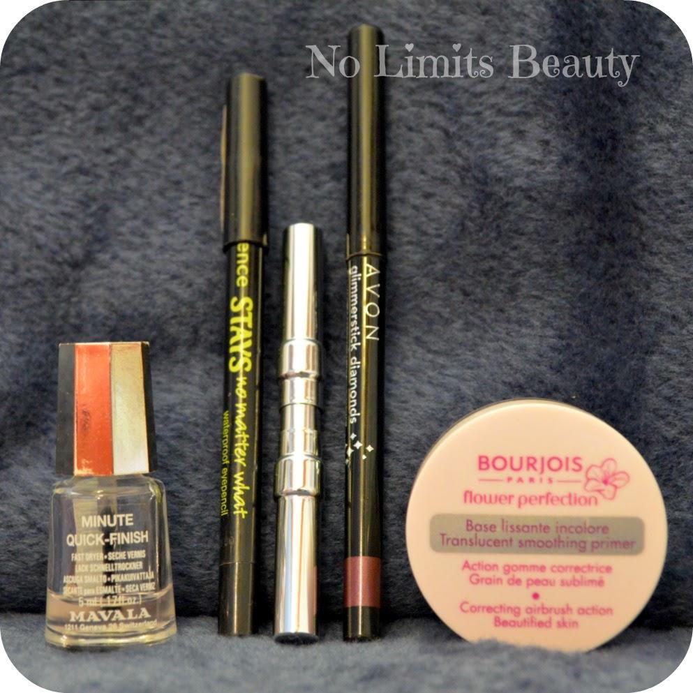 Productos terminados (vol.20) - Especial maquillaje