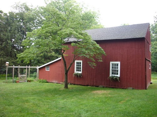Amazing Garden Cottage Basking Ridge   Red Barn With Garden Content In A Cottage