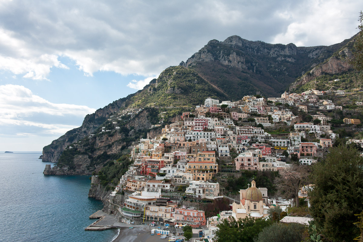 Vacanta Positano. City break Napoli