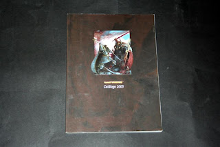 Portada del Catálogo 2005