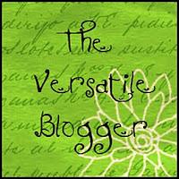 versatile blogger award saurabh chawla