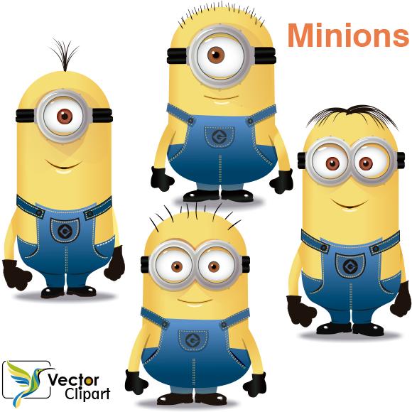 Los Minios - Vector