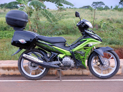 Jupiter MX Touring