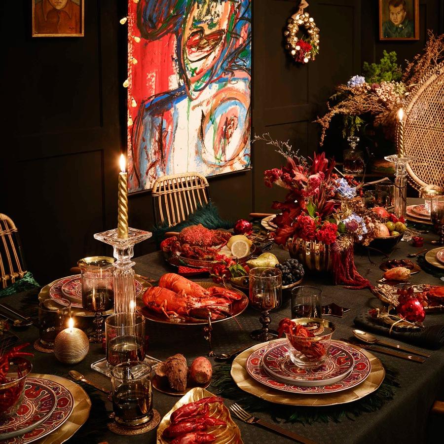 Home Lifestyle Decoraci N La Nueva Colecci N Bohemian Christmas De Zara Home