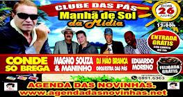 CLUBE DAS PÁS - MANHÃ DE SOL DA MÍDIA.